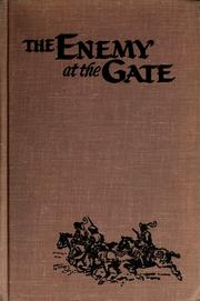 Cover of: The enemy at the gate | Rita Ritchie