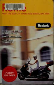 Cover of: Fodor's Rome