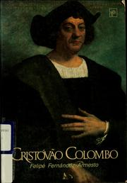 Cover of: Cristóvão Colombo