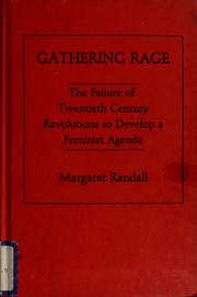 Cover of: Gathering rage