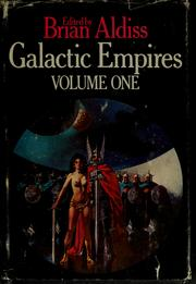 Cover of: Galactic Empires, volume I
