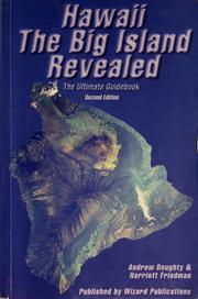 Cover of: Hawaii, the big island revealed | Andrew Doughty