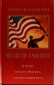 Cover of: Heart of a soldier
