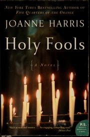 Cover of: Holy fools