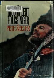 Cover of: The incompleat folksinger