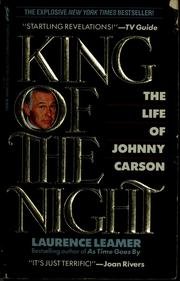 Cover of: King of the night