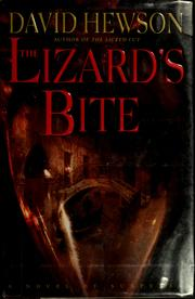 Cover of: The lizard's bite