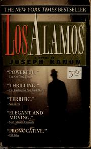 Cover of: Los Alamos | Joseph Kanon