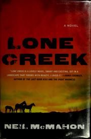 Cover of: Lone Creek : a novel