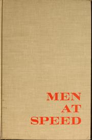 Cover of: Men at speed | Kenneth Rudeen