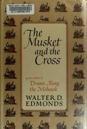 Cover of: The musket and the cross