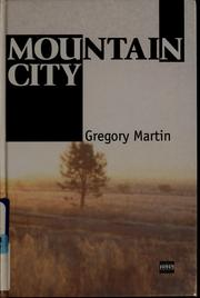Cover of: Mountain City