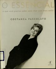 O essencial by Costanza Pascolato