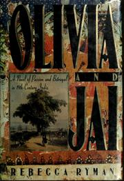 Cover of: Olivia and Jai