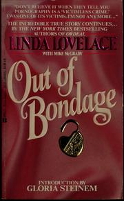 Cover of: Out of bondage