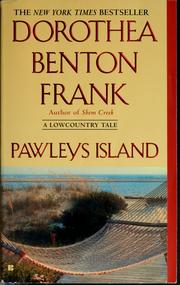 Cover of: Pawleys Island | Dorothea Benton Frank