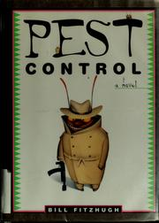 Cover of: Pest control