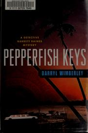 Cover of: Pepperfish Keys | Darryl Wimberley