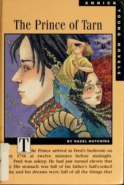 Cover of: The Prince of Tarn | H. J. Hutchins