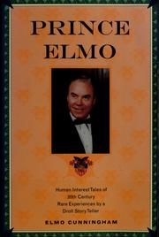 Cover of: Prince Elmo | Elmo Cunningham