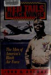 Cover of: Red tails, black wings