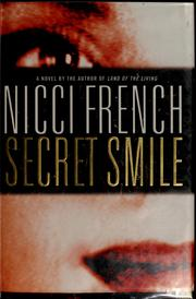 Cover of: Secret smile