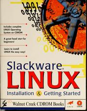 Cover of: Slackware Linux