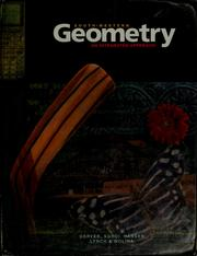 Cover of: South-Western geometry