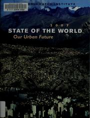 Cover of: State of the world 2007