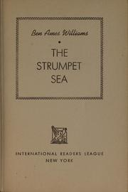 Cover of: The strumpet sea | Williams, Ben Ames