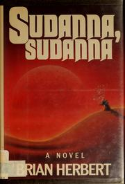 Cover of: Sudanna, sudanna