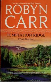 Cover of: Temptation Ridge