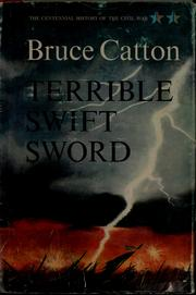 Cover of: Terrible swift sword