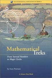 Cover of: Mathematical treks