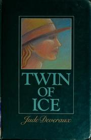 Cover of: Twin of ice by Jude Deveraux