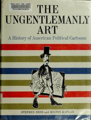 Cover of: The ungentlemanly art