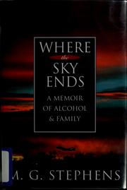 Cover of: Where the sky ends