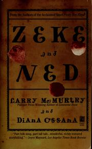 Cover of: Zeke and Ned