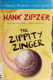 Cover of: The Zippity Zinger