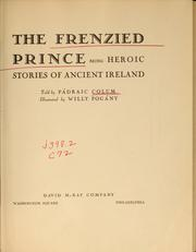 Cover of: The frenzied prince