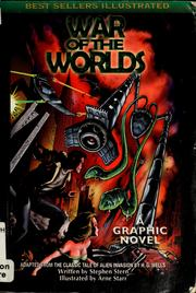 Cover of: War of the worlds by Stephen Stern