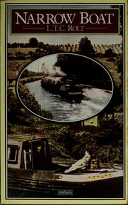 Narrow boat by L. T. C. Rolt