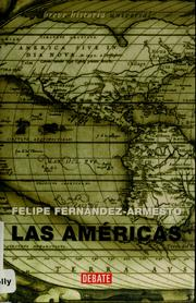 Cover of: Las Américas