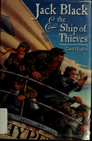 Cover of: Jack Black & the ship of thieves
