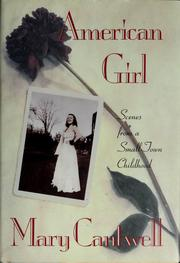 Cover of: American girl