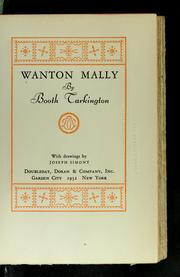 Cover of: Wanton Mally