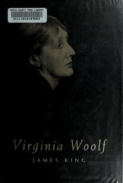 Cover of: Virginia Woolf | King, James