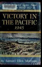 Cover of: Victory in the Pacific