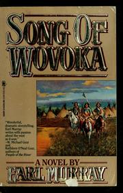 Cover of: Song of Wovoka