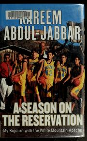 Cover of: A season on the reservation